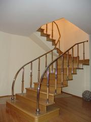 Лестницы, помощь в выборе, подбор материала доступного по цене!
