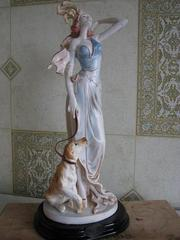 Реставрация керамики,  фарфора,  композита:статуэтки,  вазы,  сувениры,  декор.