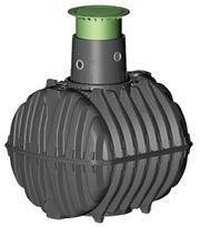 Септик для канализации Carat S (Graf Германия)