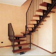 Лестницы металлические Киев и область